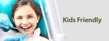 kids friendly dental treatment